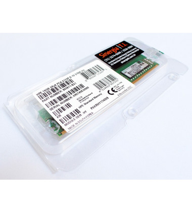 805671-B21 Memória HPE 16GB (1x16GB) Dual Rank x8 DDR4-2133 para Servidor ML30 DL20 Gen9 blister