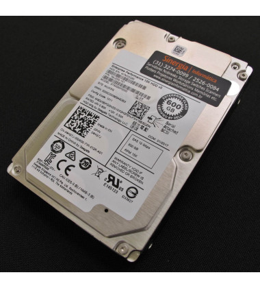 ST600MP0005 | HD Seagate Enterprise Performance 600GB SAS 12 Gbps 15K