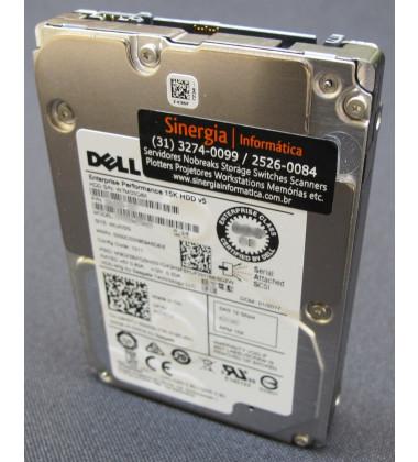 "400-APGL HD Dell 900GB SAS 12 Gbps 15K RPM para Servidor 512n SSF 2.5"" NMJD8 pronta entrega"