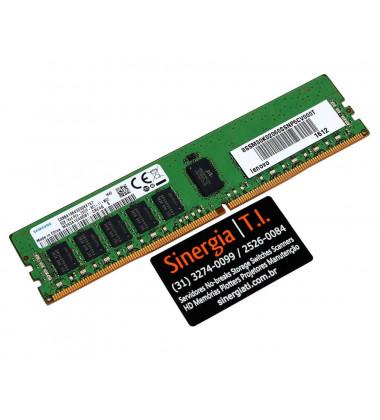 4X70G88318 Memória Lenovo 8GB (1x8GB) Single Rank x4 DDR4-2400 para Servidor Lenovo RD350 TD350 RD450 v4 capa