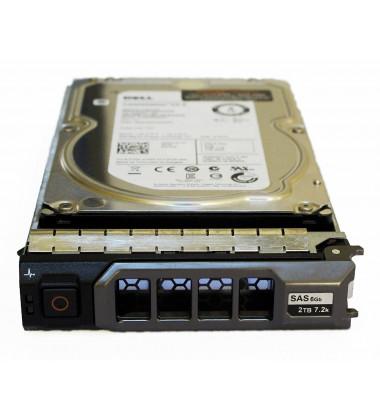 "P/N: 9ZM275-150 HD Dell 2TB 7.2K SAS 6Gbps 3.5"" para Storage Dell MD3200 capa"