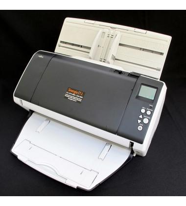 fi-7480 Scanner Fujitsu - A3 | 80 Páginas por Minuto / 160 Imagens por Minuto foto lateral