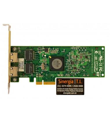 458492-B21 Placa de rede NC382T PCI-E Dual Por Gigabit CAPA