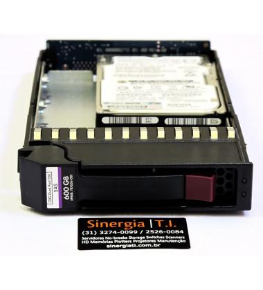 "787674-003 HD HP 600GB SAS 12Gb/s Enterprise 15K LFF Hot-Plug 3,5"" Storage P2000 G3 e MSA capa"