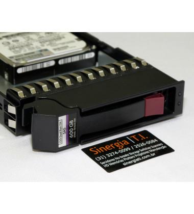 "02B31345 HD HP 600GB SAS 12Gb/s Enterprise 15K LFF Hot-Plug 3,5"" Storage P2000 G3 e MSA capa"