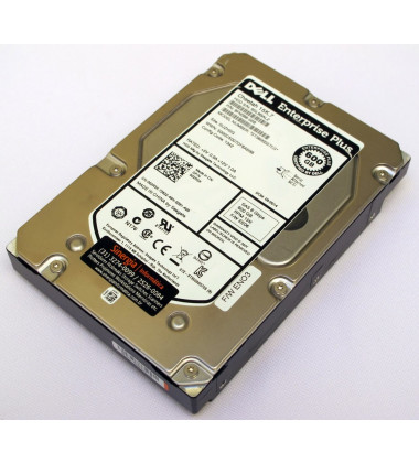 9FN066-058 | HD Dell para Servidores e Storage 600GB 16MB cache SAS 6G 15K RPM ST3600057SS