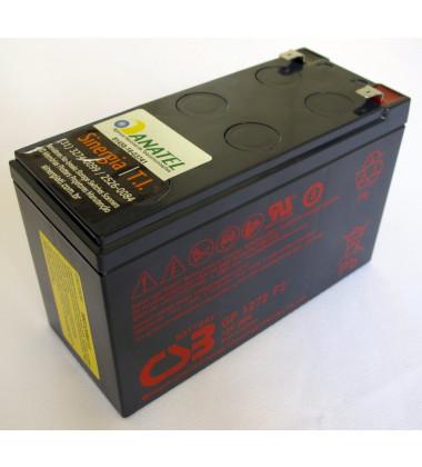 Bateria  GP1272F2 para nobreak APC RBC