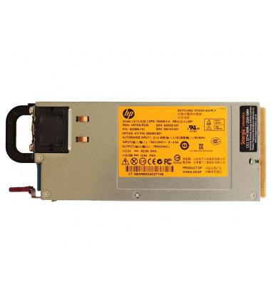 643955-101 Fonte Redundante Para Servidores HPE ProLiant ML350p DL360e DL360p DL380e DL380p DL385p Gen8 750W rótulo