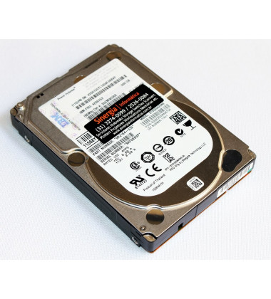 "IBM FRU: 42D0756 HD 500GB 7.2K 6G 2,5"" SATA CAPA"