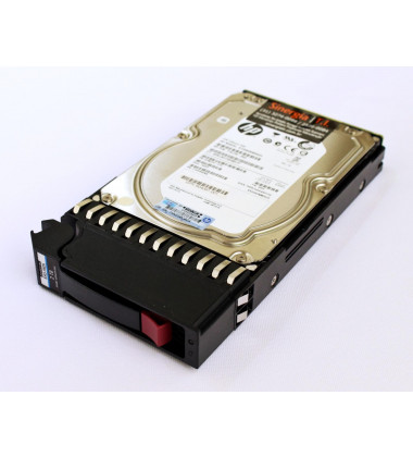 "605475-001 | HD HP 2TB SAS 6Gb/s DP Enterprise 7.2K LFF Hot-Plug 3,5"" Storage P2000 G3 e MSA diagonal"