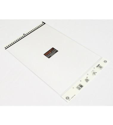 PA03360-0013 Folha de Transporte Carrier Sheet para Scanners Fujitsu A3 Kit com 5 unidades