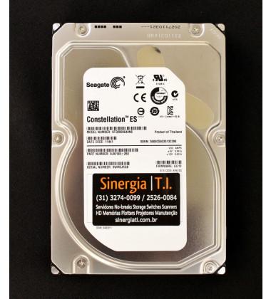 ST32000644NS HD Seagate 2TB SATA 6Gb/s Enterprise 7.2K LFF (3.5in) Hot-Plug foto etiqueta