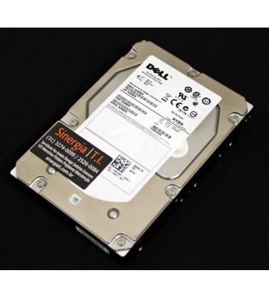 """9FM3T HD Dell 600GB 10K SAS 12Gbps 512N 3.5"""" para Servidores Dell PowerEdge pronta entrega"""