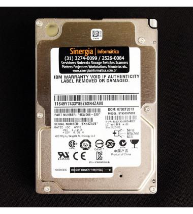 81Y9670 IBM HD 300GB SAS 6 Gbps HD para Servidores System X 15K RPM capa