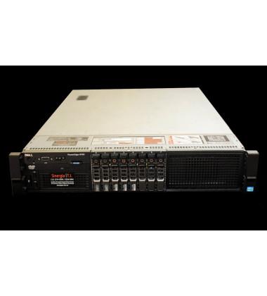 R720 Servidor Dell PowerEdge 2U Ideal para Virtualização e Banco de Dados Rack - Seminovo pronta entrega