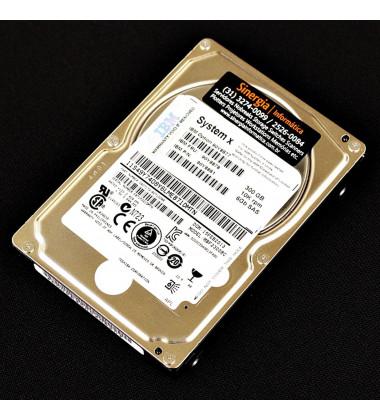 IBM Option: 90Y8877 HD 300GB SAS 6 Gbps HD para Servidores Power Systems 10K RPM MBF2300RC