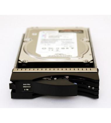 "39U3721 HD IBM 3TB SAS 6 Gbps 7.2K RPM LFF 3,5"" Para Storage IBM DS3512 pronta entrega"