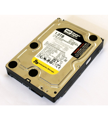 WD1003FBYX HD Enterprise Western Digital 1TB SATA 64MB Cache 7.2K RPM capa