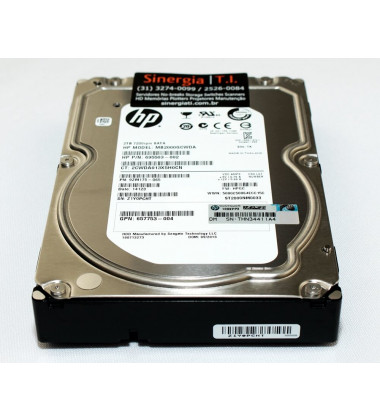 """659339-B21 HD HP 2TB SATA 6G 7200 RPM  3,5"""" Model"""