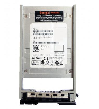"""PX02SSF010 Toshiba 100GB SSD SAS 12Gbps 512n 2.5"""" MLC WI para Servidores PowerEdge R630"""