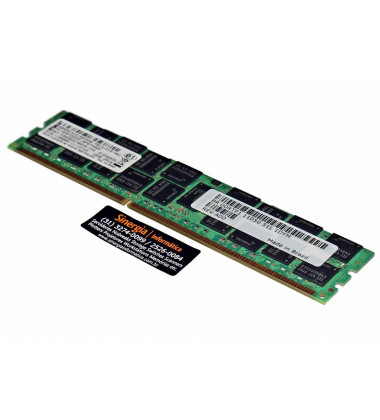 Memória RAM 16GB para Servidor Dell R820 Dual Rank x4 PC3L-12800 DDR3-1600MHz ECC pronta entrega