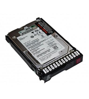 HPE Model EH0450JEDHD HPE 450GB SAS 12G Enterprise 15K SFF (2.5in) SC 3yr Wty HDD foto esquerda
