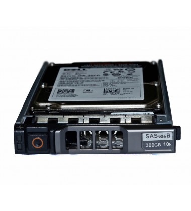 9LB066-250 | Dell 300GB SAS Savvio 10K.3SED 6Gbps HD para Servidor Dell R410 R510 R610 R710 R810 R815 capa