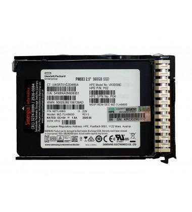 P19903-B21   SSD HPE 960GB SAS 12G Leitura Intensiva RI SFF SC pronta entrega envio imediato