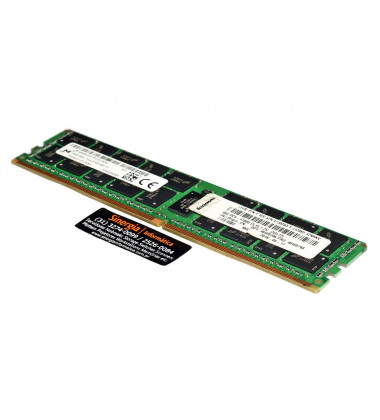 46W0796 Memória Lenovo 16GB DDR4 2133MHz ECC Registrada Servidor Lenovo System X3550 x3650 M5 x3850 x3950 X6 capa