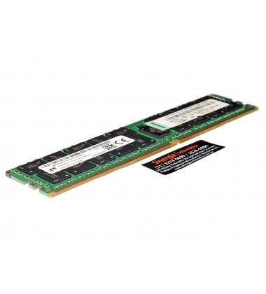 MTA36ASF2G72PZ-2G1A2KJ Memória Lenovo 16GB 2Rx4 DDR4 2133MHz ECC Registrada Servidor Lenovo System X3550 x3650 M5 x3850 x3950 X6 pronta entrega