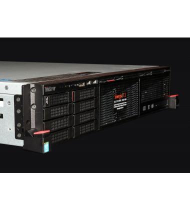 RD450 Servidor Lenovo ThinkServer modelo RD450 capa