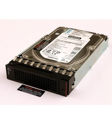 "1HT174-076 HD Lenovo 2TB SATA 6 Gbps 7.2K RPM LFF 3.5"" ThinkServer Enterpise Hot Swap RD350 RD450 pronta entrega"