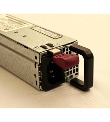 532478-001 Fonte 400W Servidor ProLiant DL320 G6 e DL120 G7 - Produto Oficial lateral