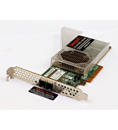 HP H241 Smart HBA | HPE Controladora SAS (PCI-E) Single Channel Host Bus Adapter SFF-8644 Mini SAS HD (High Density)