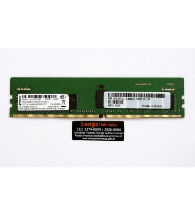 AA579532 Memória Dell 16GB DDR4 PC4-2933Y ECC RDIMM 2Rx8 288-pin para servidores Dell R640, R740, R740xd, R840, R940, T640 label