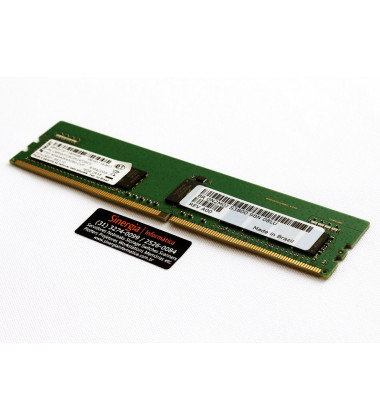 Memória RAM 16GB Dell para Servidor R940XA DDR4 PC4 2933 MHz ECC RDIMM 2Rx8 288-pin pronta entrega