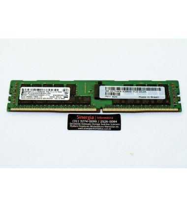 Memória RAM 32GB para Workstation Dell Precision 5820 Tower DDR4 PC4-2666V ECC RDIMM 2Rx4 pronta entrega