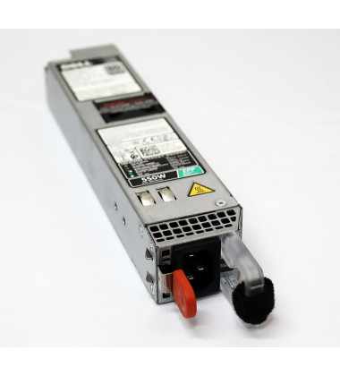 D550E-S1 Model Fonte redundante 550W para Servidor Dell R330 R340 R430 R440 R6415 R6515 capa