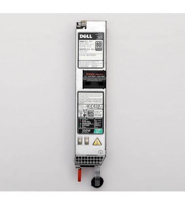 8J0D3 Fonte redundante 550W para Servidor Dell R330 R340 R430 R440 R6415 R6515 Peça do Fabricante total