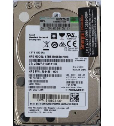 ST1800MM0018 Seagate 1.8TB SAS Hard drive - 10.000 RPM, 12 Gb/s transfer rate, 2.5-inch SFF