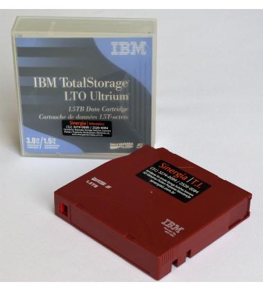 foto fita LTO5 IBM