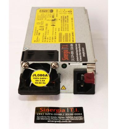 JL086A Fonte de alimentação Aruba X372 54VDC 680W - Switching Power Supply pronta entrega