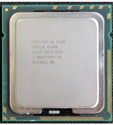 495918-B21 - Kit Processador HP Enterprise Intel Xeon E5504 para HP Proliant ML350 G6