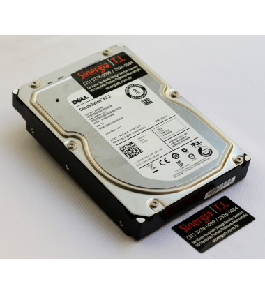 """ST33000650NS HD Dell 3TB SATA 7.2K DS 3,5"""" para Servidor pronta entrega"""