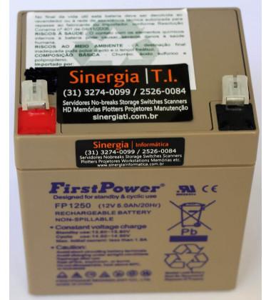 bateria 12V5AH foto superior frente