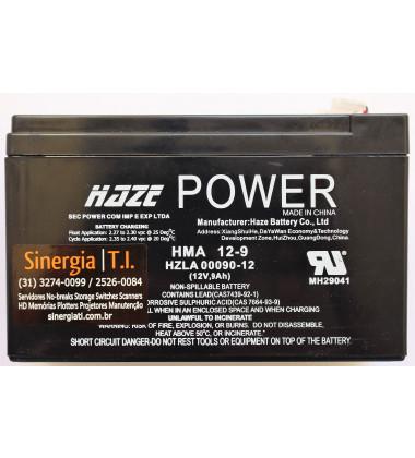 bateria 12V9AH foto frente