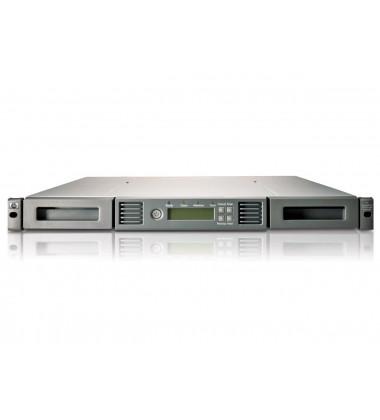 BL536B HP StorageWorks 1/8 G2 Tape Autoloader LTO-5 24TB 3000 Drive Robô SAS Tape Library