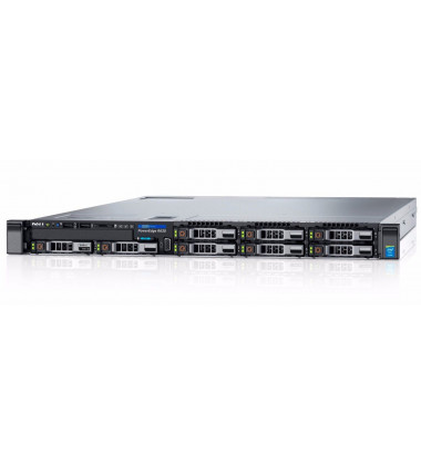R630 Servidor Rack Dell PowerEdge 1U Ideal para Virtualização e Banco de Dados - Seminovo usado