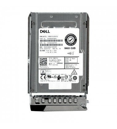 "KPM5XVUG960G SSD Dell 960GB SAS 12Gbps 2.5"" 512e Mix Use Hot-plug Solid State Drive envio imediato"