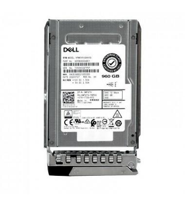"SDFBD86DAB01 SSD Dell 960GB SAS 12Gbps 2.5"" 512e Mix Use Hot-plug Solid State Drive pronta entrega"